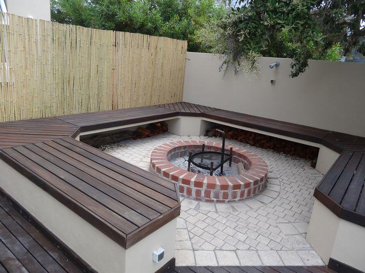 boma braai - backyard fire pit