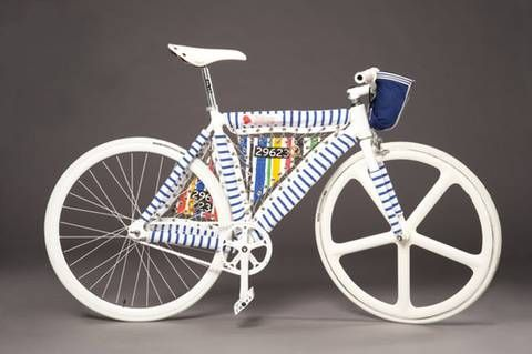 35 best custom limited edition images on pinterest biking 12 peugeot bikes get wild revamps by big name designers for charity fandeluxe Image collections