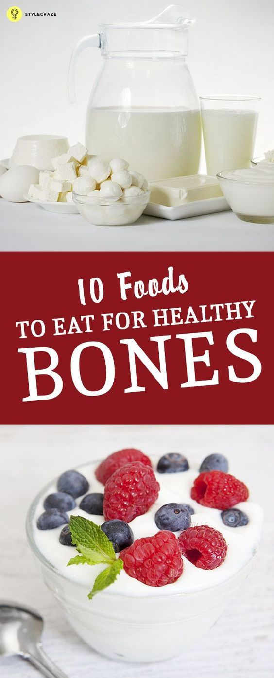 Calcium & vitamin D are very important minerals that keep the bones healthy & strong. Here is a list of best foods for healthy bones you need to ...