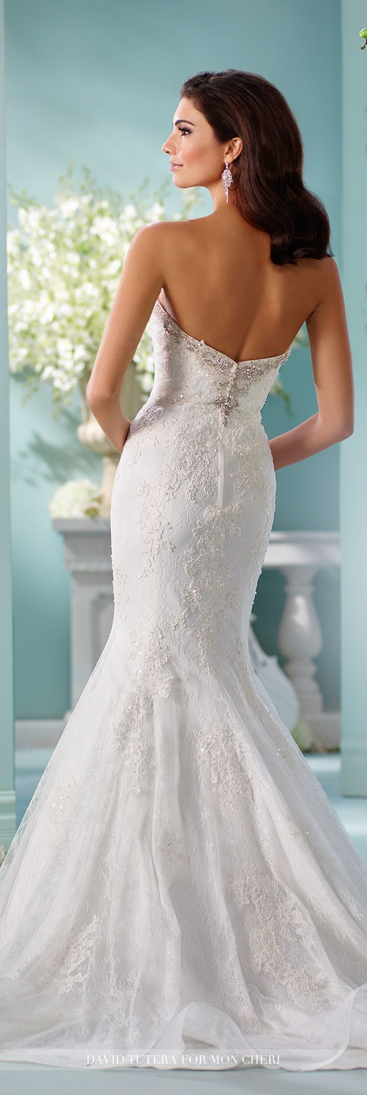 216 best images about david tutera for mon cheri on for How much are mon cheri wedding dresses