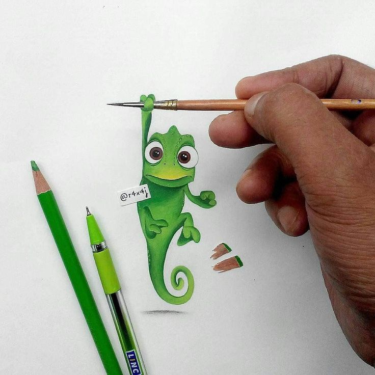 """WANT A SHOUTOUT ? CLICK LINK IN MY PROFILE !!! Tag #DRKYSELA Repost from @r4x4j It's complete!!! Presenting the cutest chameleon ever from """"Tangled"""" movie """"Pascal"""" . He's damn cute Little creativity from my side. Hope you guys will love it! . . . #cute #pascal #cartoon #sketch #beautiful #adorable #instaartist #art #artist #artwork #painting #instaart #picoftheday #instalike #instapic #amazing #drawing #love #bestoftheday #like4like #followme #tagsforlikes #tflers #instafollow #igers…"""