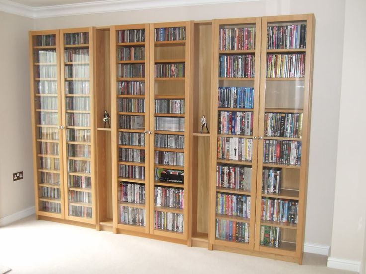 Best 25+ Dvd Wall Storage Ideas On Pinterest | Dvd Wall Shelf, Movie Shelf  And Diy Dvd Shelves