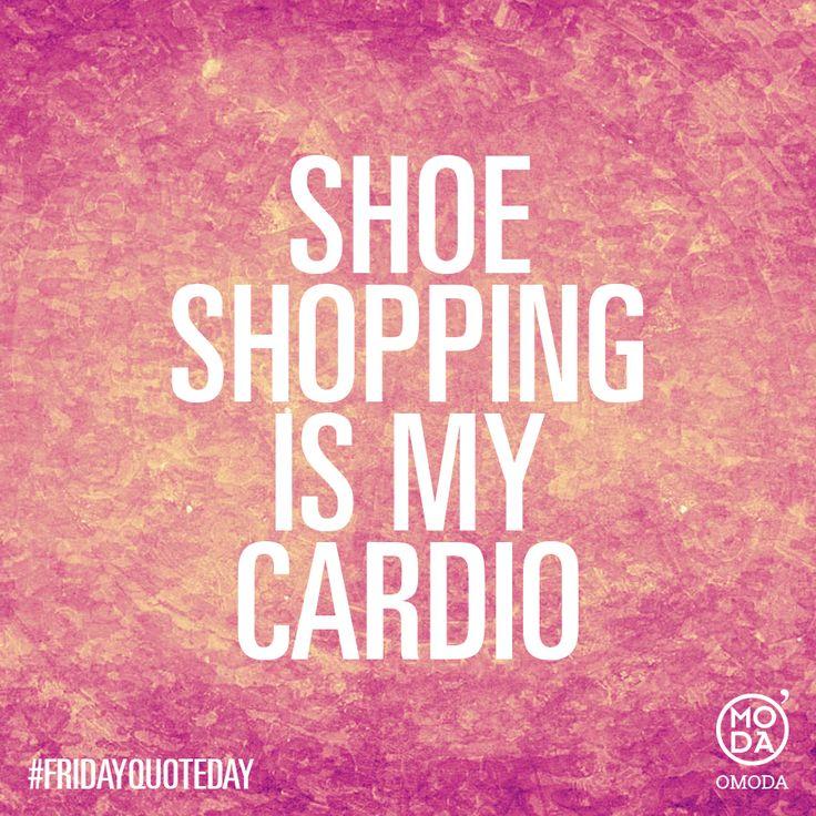 Shop till you drop #omoda #shoes #shoeshopping #qotd #quoteoftheday #fridayquoteday http://omoda.nu/Omoda_