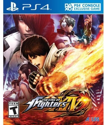 awesome The King of Fighters XIV - PlayStation 4