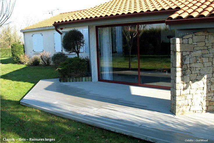 19 best gris anthracite lame de terrasse composite mdsa. Black Bedroom Furniture Sets. Home Design Ideas