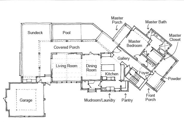 Gh2013 2400 sqft guest suite above garage the dream for House plans with guest suite