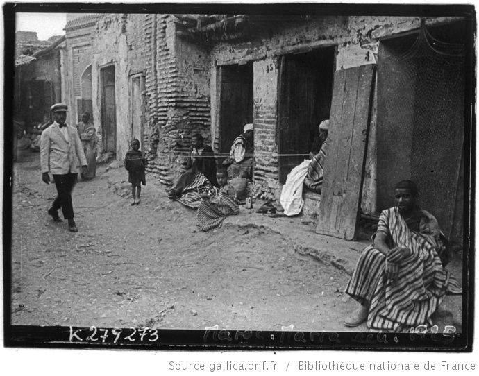 [Recueil. Maroc, voyage du président de la république française M. Alexandre Millerand du 05 au 15 avril 1922 et diverses vues de villes du Maroc en 1925] : [lot de photographies de presse] / [Meurisse ?] - 7