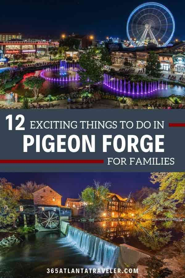 Fun Things To Do in Pigeon Forge, Tennessee with kids. Hanging out in the  cabins, hotel… | Tennessee family vacation, Tennessee vacation, Smokey  mountains vacation