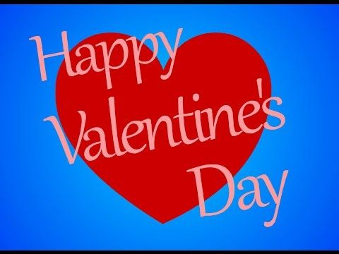 Buon San Valentino - Happy Valentine's Day - YouTube