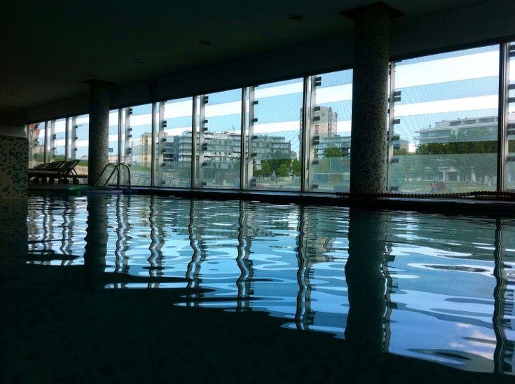 Pool at aveiro