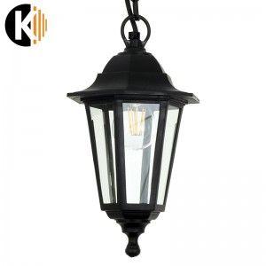 Lampa ścienna GARDENA-5D, IP44, E27, max 60W