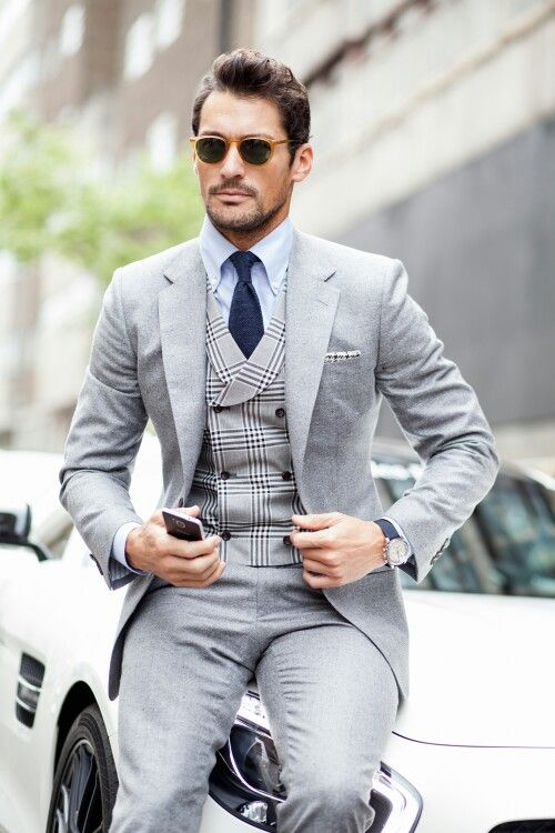 #Gentleman style: Get this timeless look with our classic sunglasses models!