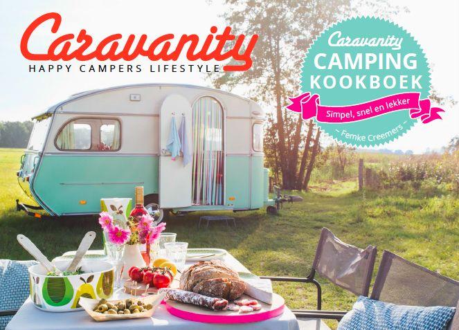 Het Caravanity Camping Kookboek - Caravanity | happy campers lifestyleCaravanity | happy campers lifestyle