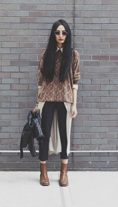 Nadia Sarwar; Blogger - www.froufrouu.com