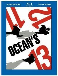 Get the Ocean's Trilogy Blu-Ray set for only $16.99!