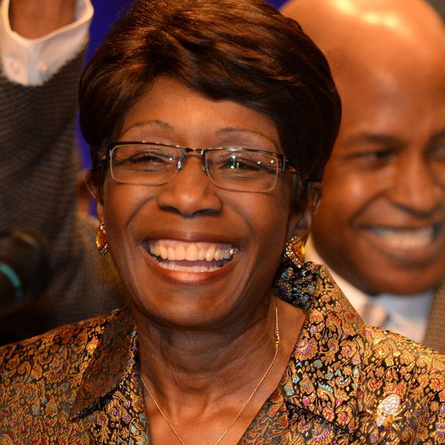 Ollie Tyler became the first Black woman elected mayor in Shreveport, Louisiana, on Dec. 7, 2014