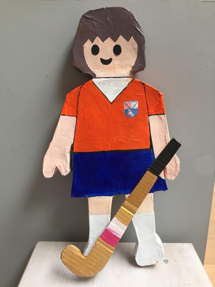 Sinterklaas surprise Playmobil poppetje