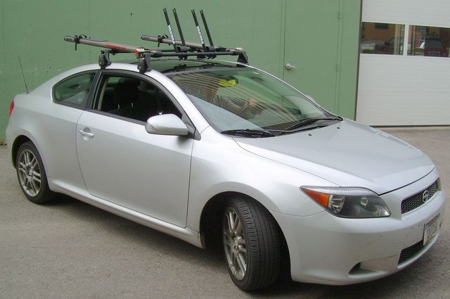 1000 Ideas About Car Roof Racks On Pinterest Kayak Roof