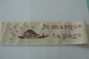 animaux - animals - escargot - point de croix - cross stitch - Blog : http://broderiemimie44.canalblog.com/