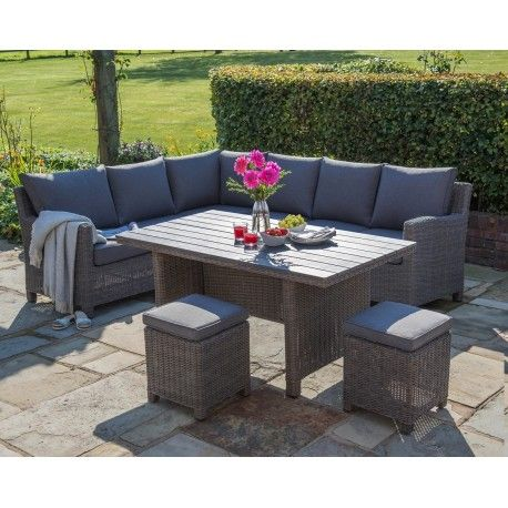 The Kettler Palma Corner Set brings luxury to your garden with the Casual Dining  table and comfy sofas for dining and relaxation  The two 3 seater sofas and   Best 25  Kettler garden furniture ideas on Pinterest   Farmhouse  . Kettler Bretagne 8 Seater Outdoor Dining Table. Home Design Ideas
