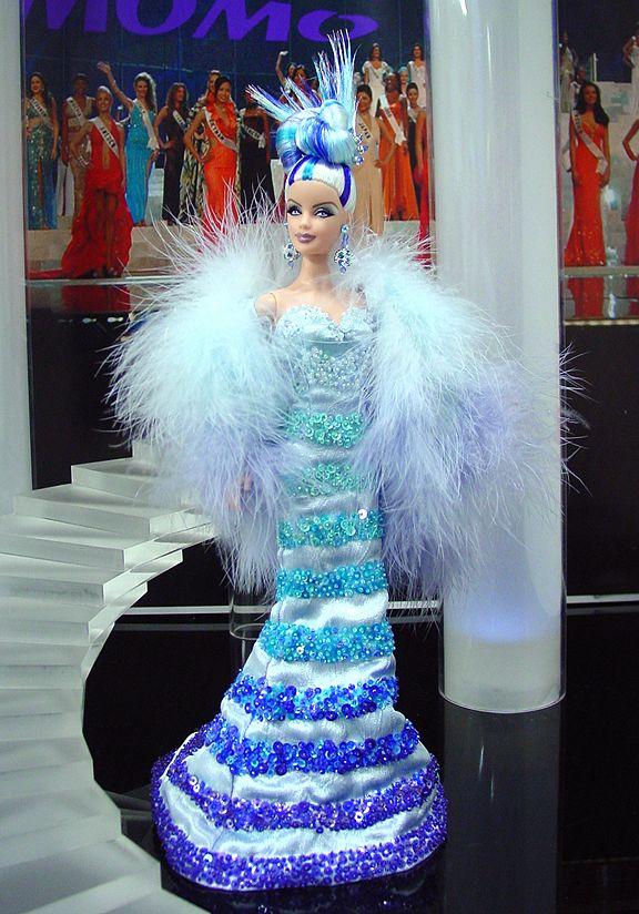 Miss Alaska Barbie 2011