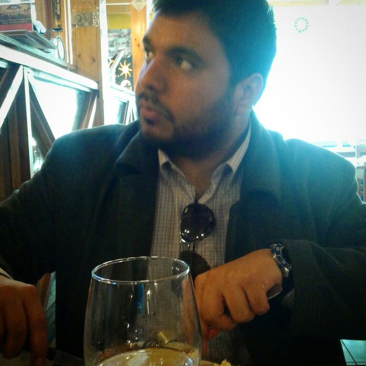 Having #lunch in #punta #arenas #chile daniel valdebenito contreras #magallanes #chile #daniel #valdebenito