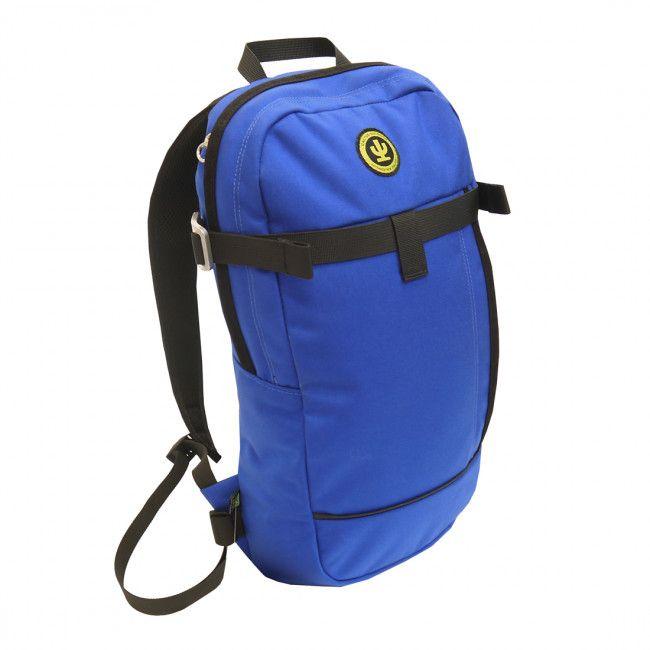 Mountain bike backpack blue cordura