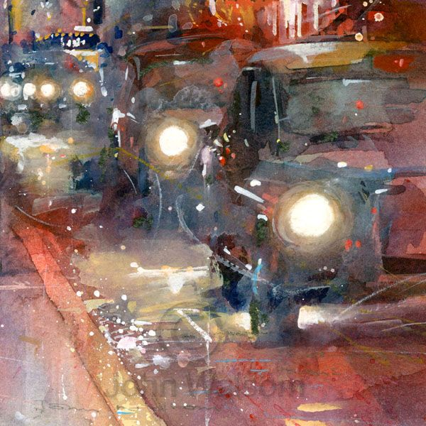 West End Taxis by John Walsom