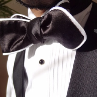 Bow tie from Le Noeud Papillon in Sydney Australia - ONE OF OURS!!!!: Bow Ties