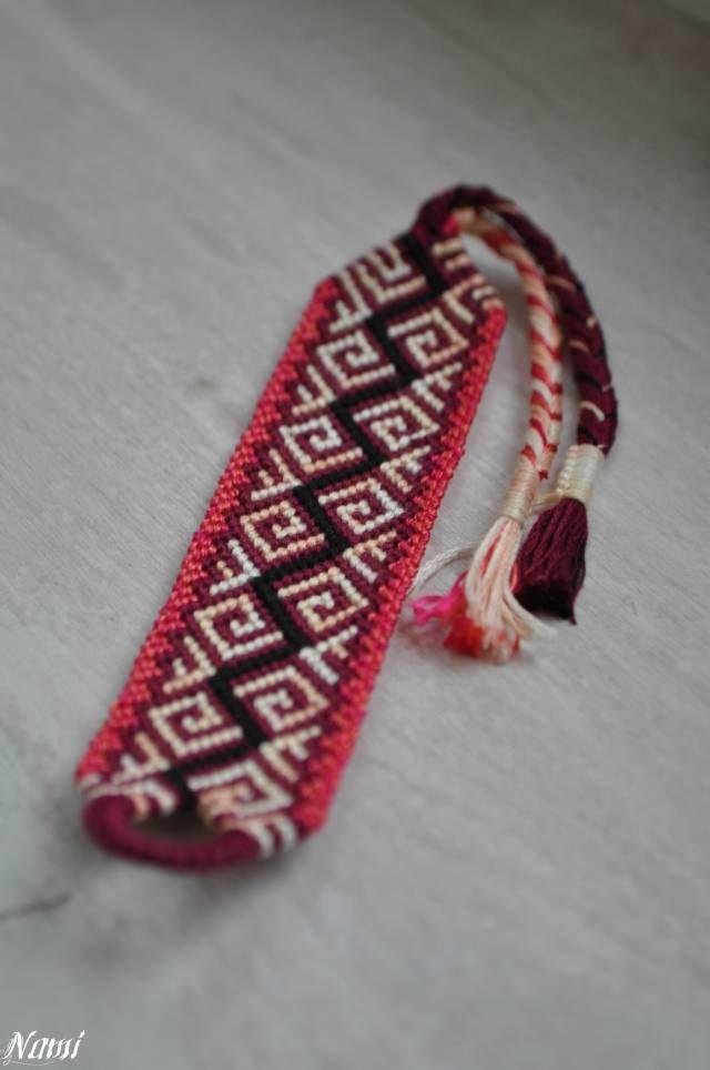 Photo of #88697 by Nami358 - friendship-bracelets.net