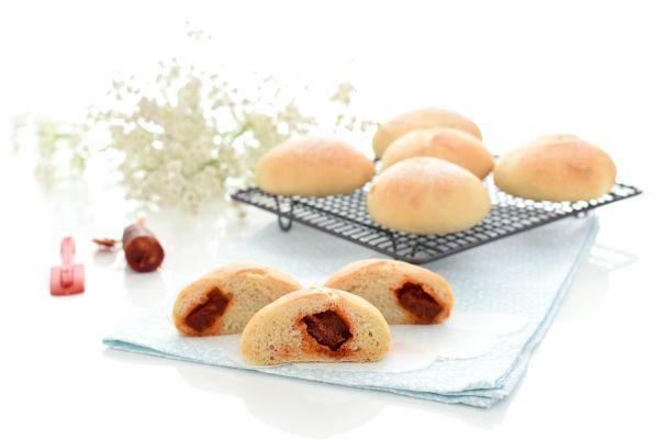 Bollos preñaos o pan con chorizo | Velocidad Cuchara