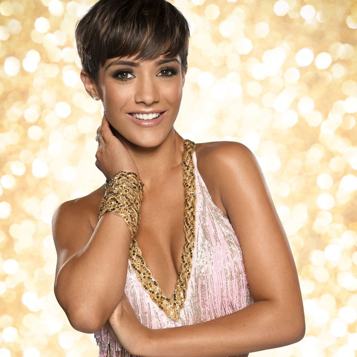 Strictly Come Dancing 2014 contestants: Frankie Bridge is partnered with Kevin, who danced last year with Susanna Reid.  www.goodhousekeeping.co.uk
