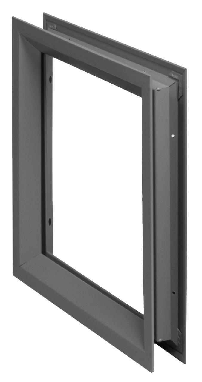 Door lite kits for commercial door - Ngp Fire Rated 5 W X 35 H Door Vision