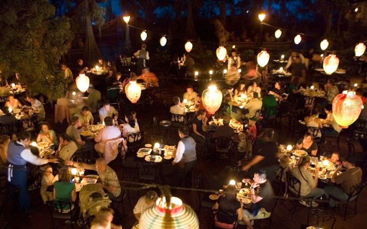 Blue Bayou Restaurant, Pirates of the Caribbean, Disneyland - Best Disney Restaurants | Travel + Leisure