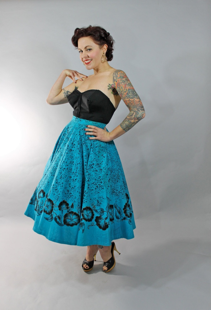 12 best Mexican 50s fashion images on Pinterest | Mexican fashion ...