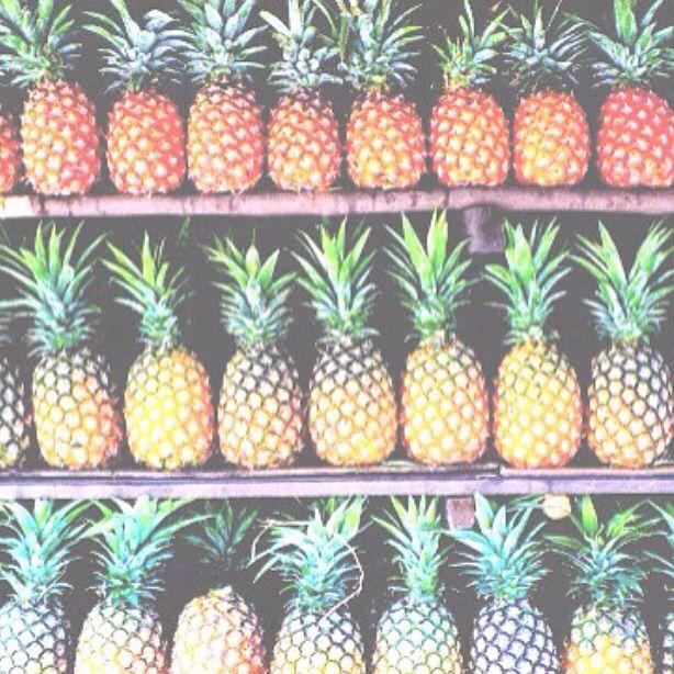 pineapples¿