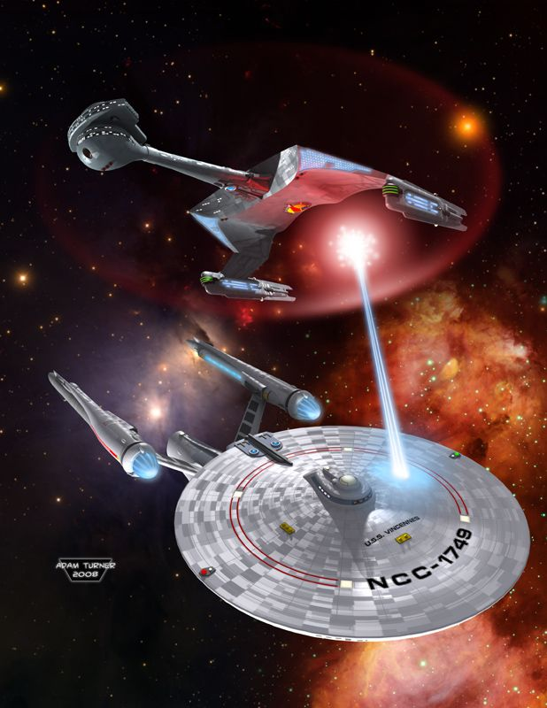 A Duel of X-Ships by ~Adam-Turner on deviantART
