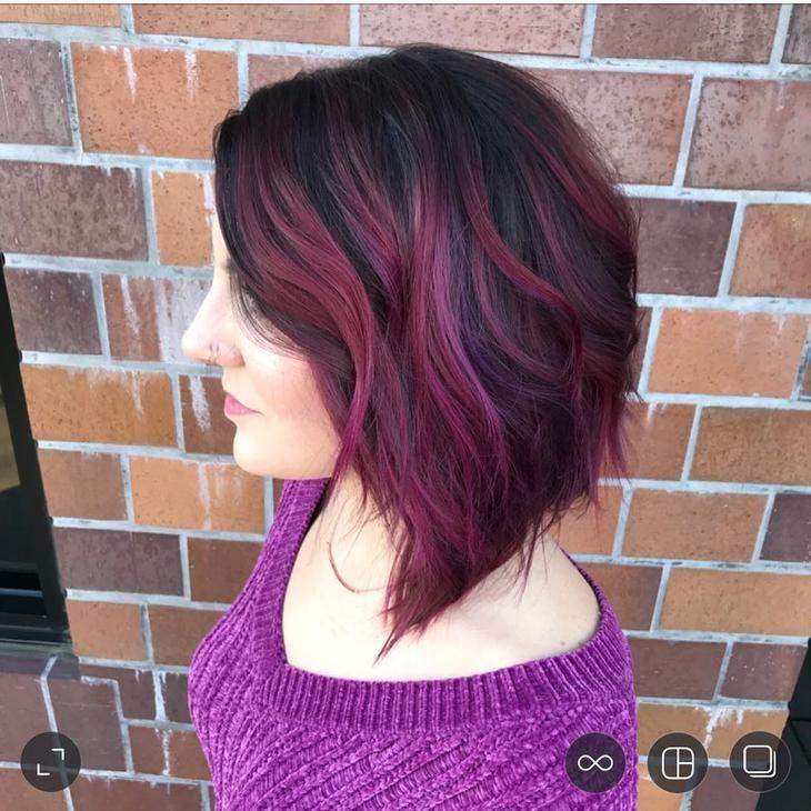 Многослойные стрижки: 36 шикарных идей для средних волос
