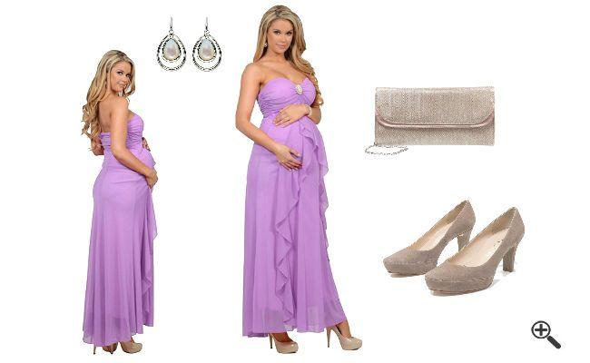 3 Outfits für Schwangere... http://www.fancybeast.de/festliche-umstandskleider-lang-sommer-outfit-fuer-schwangere/ #Umstandskleider #Schwanger #Umstandsmode #Abendkleider #Sommer #Kleider #Outfit #Dress Outfit für Schwangere Festliche Umstandskleider Lang Sommer