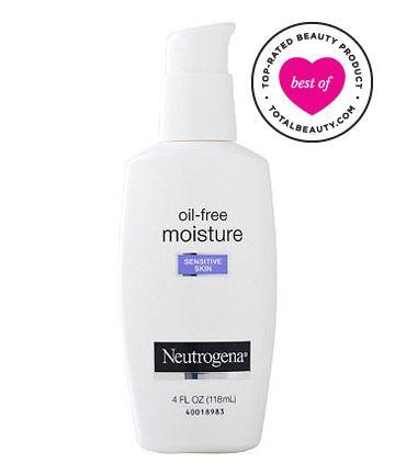 Best Drugstore Moisturizer No. 3: Neutrogena Oil-Free Moisture for Sensitive Skin, $10.99