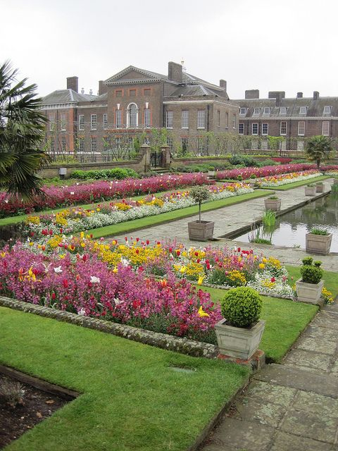 Kensington Palace Gardens, London - lived in London for half a year.