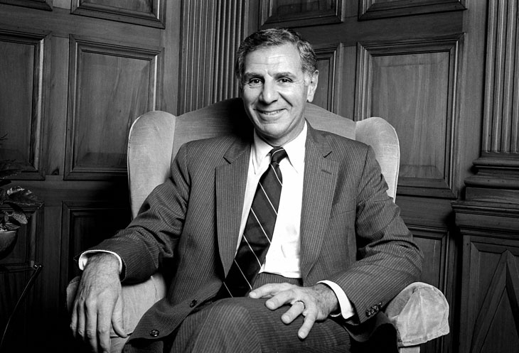 Governor (Courken) George Deukmejian :: 35th Governor of California born to Armenian American parents (and potential 1998 Vice Presidential candidate, which he refused)