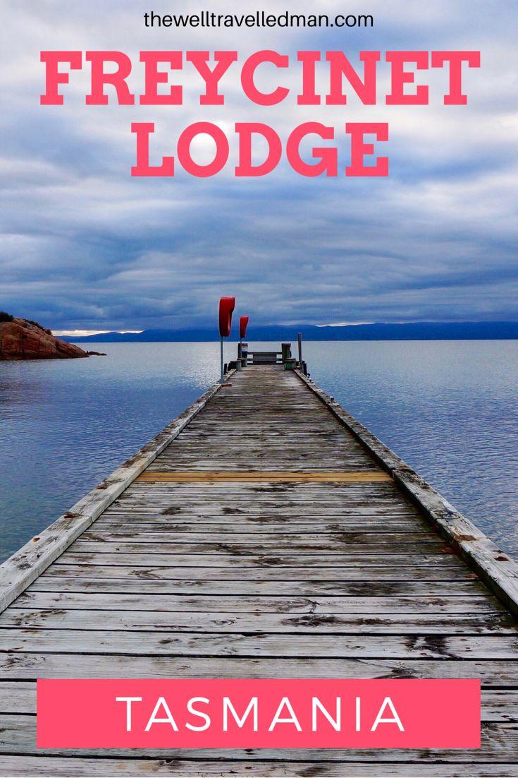 Hotel Review for Freycinet Lodge, Tasmania in Australia