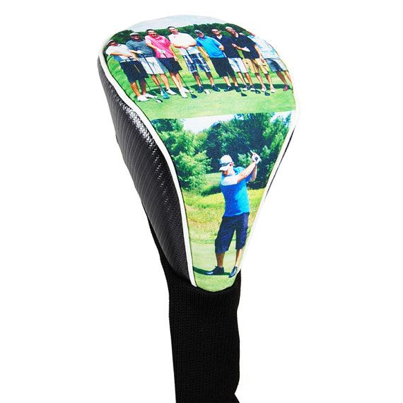 Frame A Bear introduces the first photo collaged Golf Head Covers! Our new design allows all golfers to encapsulate their very own Personalized Photo