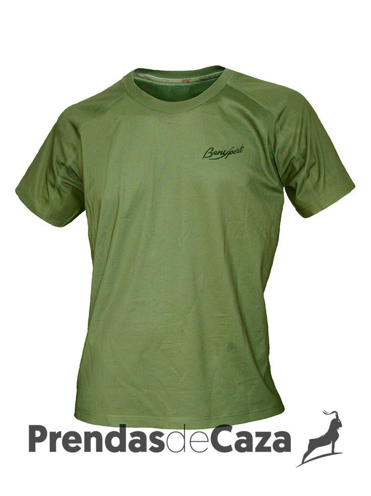 Camiseta Yest 9'99€  #prendasdecaza #caza #ropa #camiseta #camuflaje #deporte