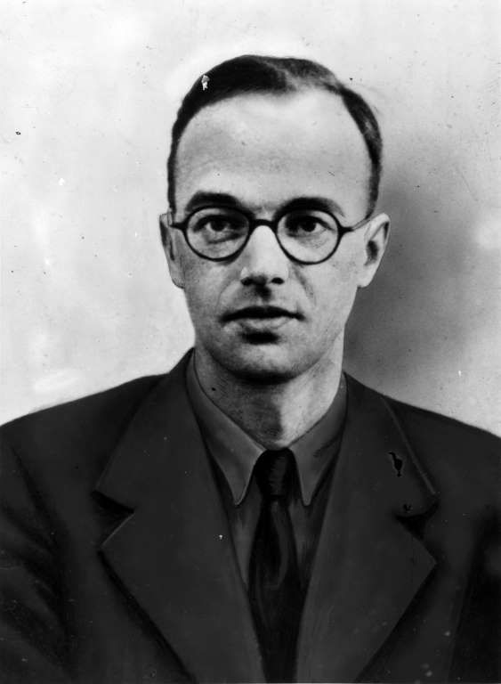 February 3,   1950: Klaus Fuchs arrested on spying charges  -   Klaus Fuchs, a German‐born British scientist is arrested in Great Britain for passing top‐secret information about atom bomb to the Soviet Union.