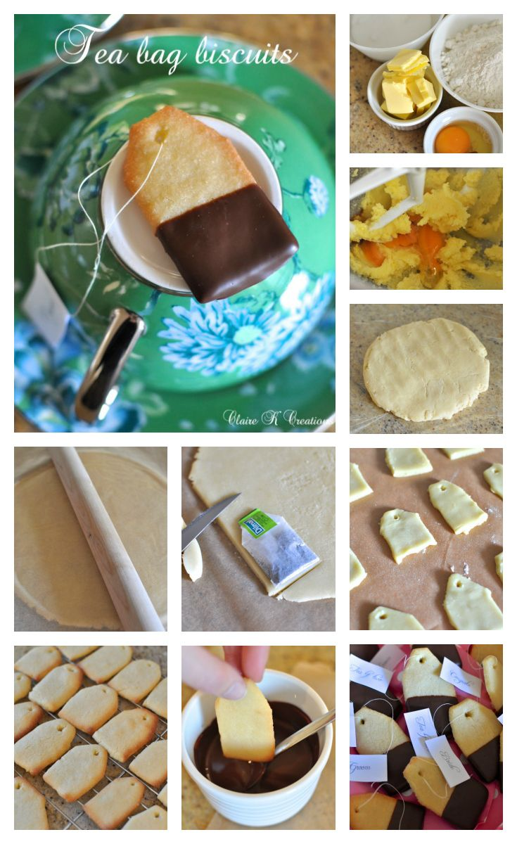 Queen's Favorite: Tea Bag Cookies #diy #tea #cookies............ this is so perfect for a tea party am so doing this!