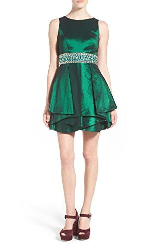 Bonnito Women's Short Designer Belted Dress (Small) Bonnito http://www.amazon.in/dp/B01MSJ91MU/ref=cm_sw_r_pi_dp_x_rZhjyb0B28PE5