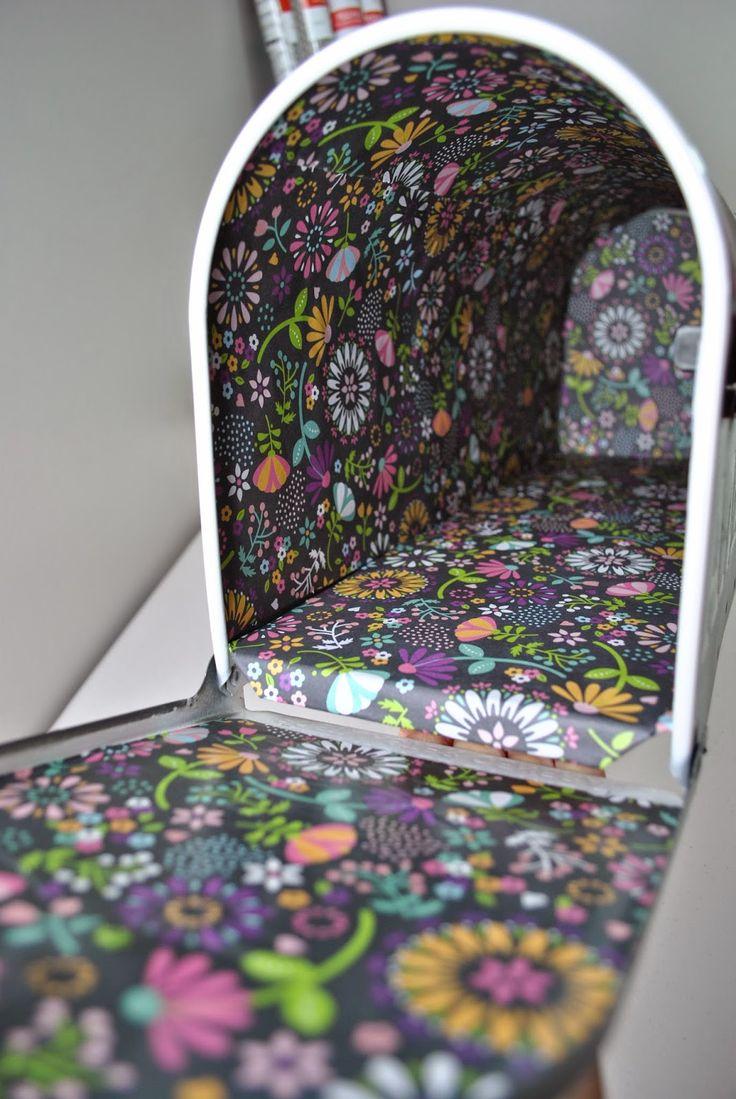 Hazel & Ruby Blog | Mailbox Makeover >>> from Ordinary to Extraordinary