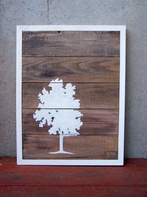 """""""DIY pallet wall art!""""   if you click the link, someone is selling that for almost $200... and i'm pretty sure it could be done for $15. doing it!"""